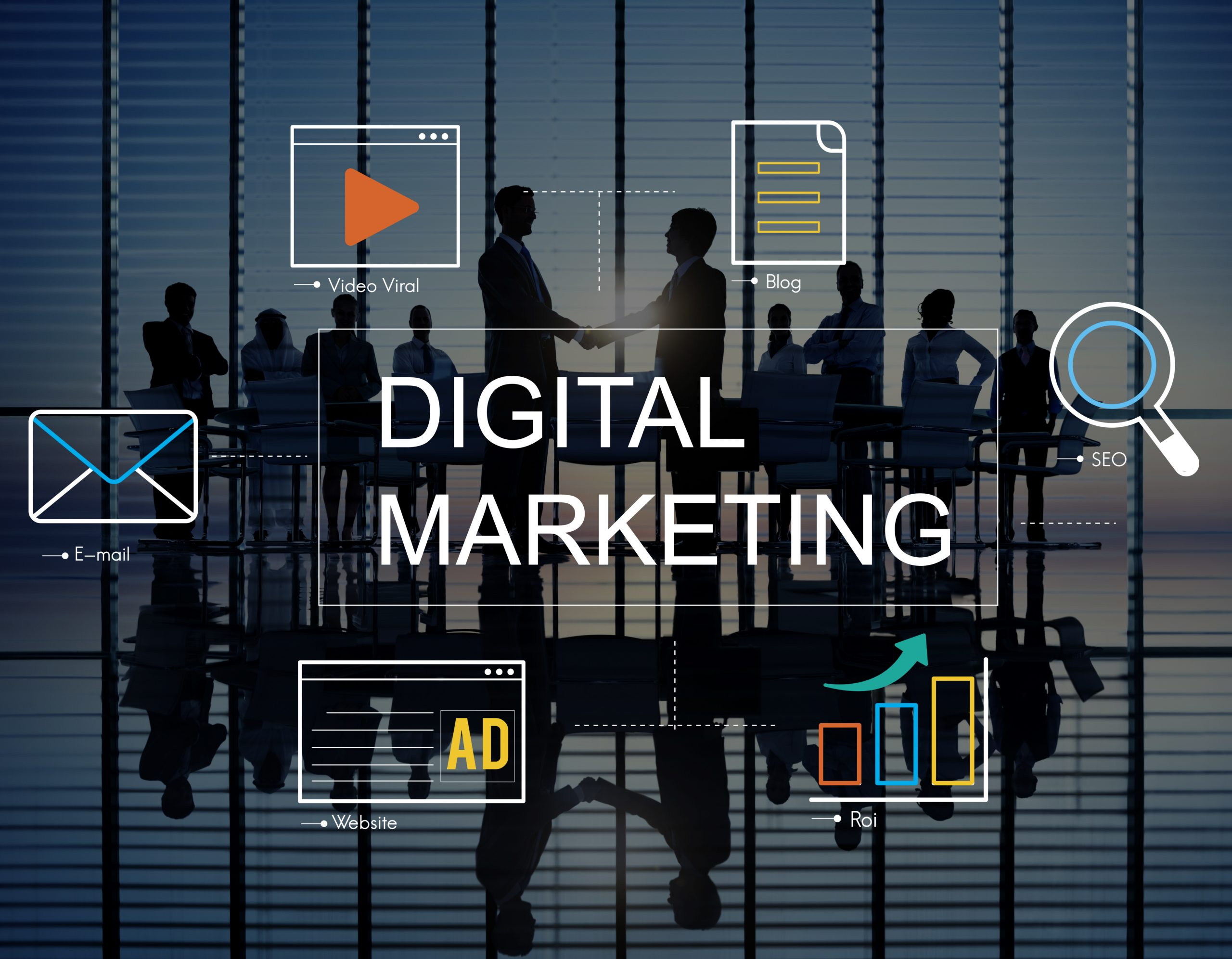 Digital Marketing Strategy for Freight Forwarding Company