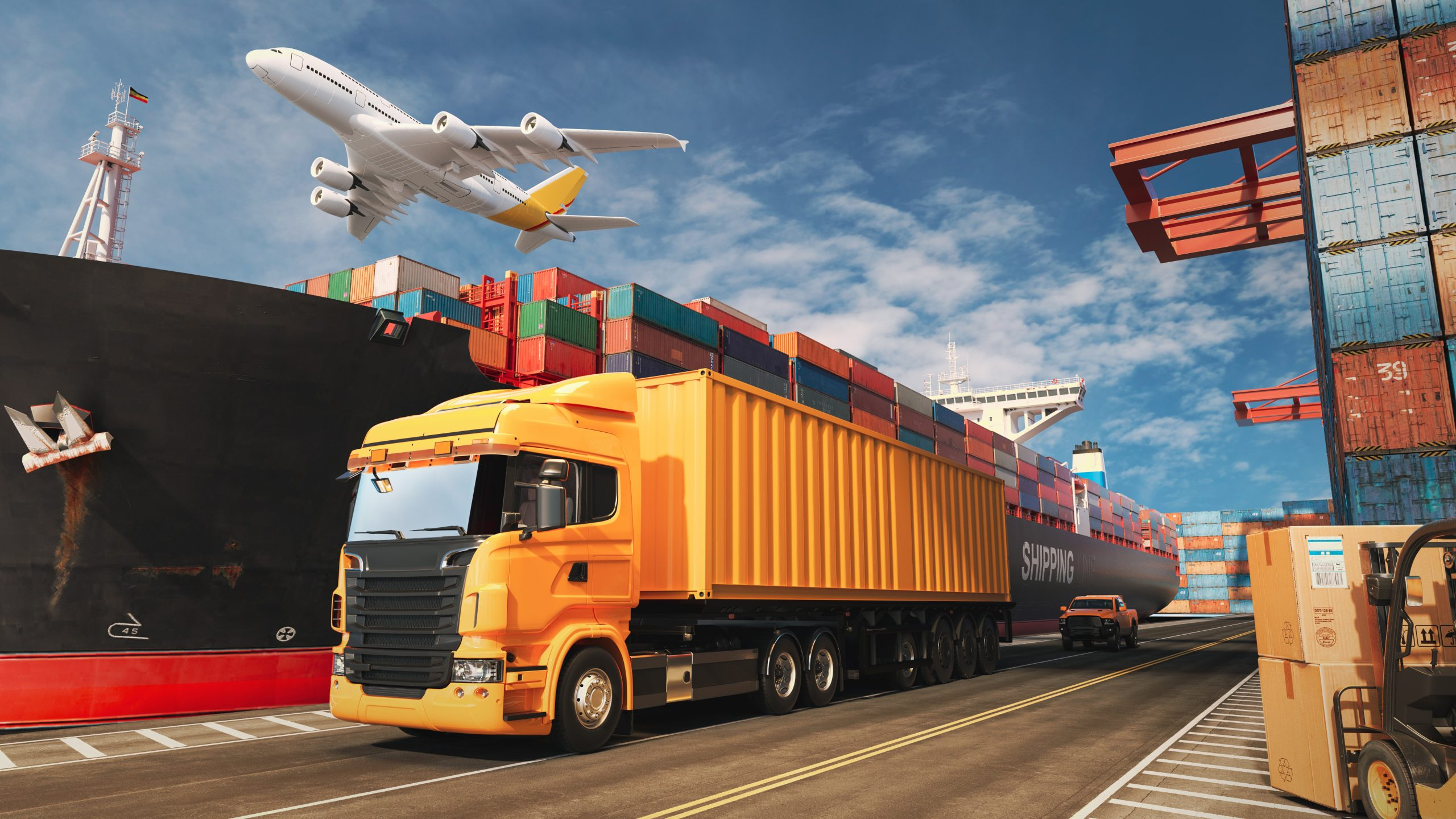 Global Top Freight Forwarders of 2021