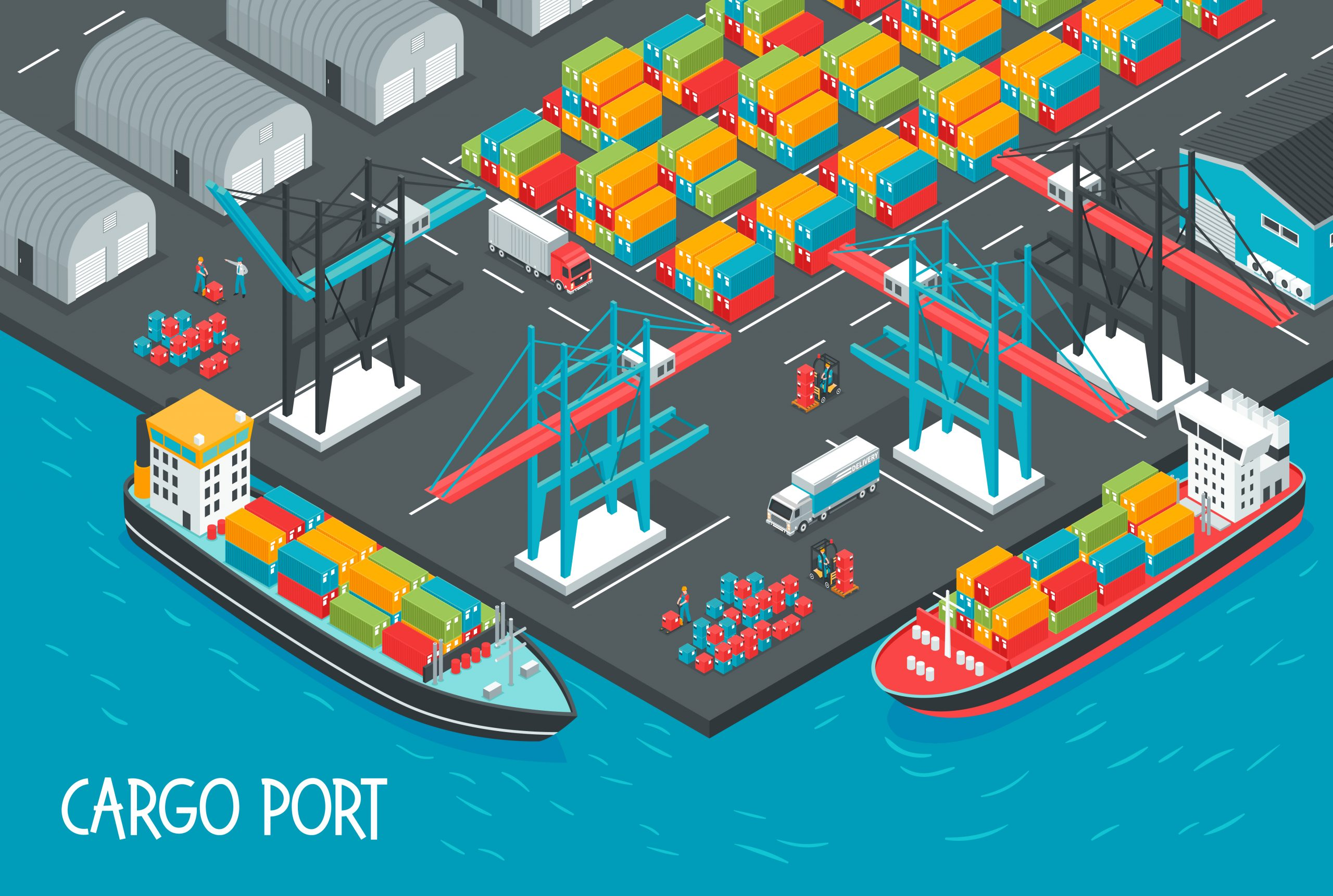 What is Overcapacity in the Shipping Market?