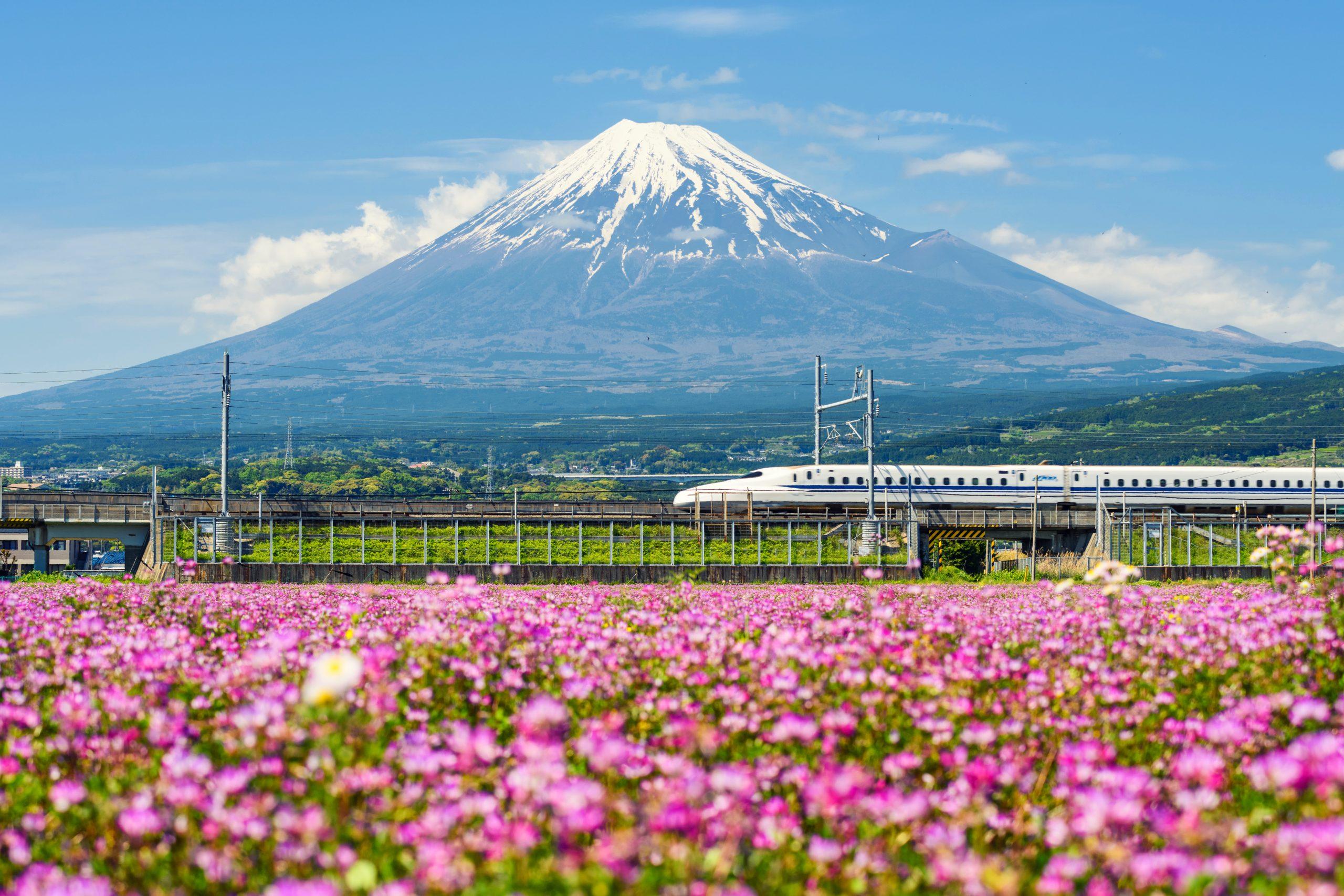 Japan's Empty Bullet Trains