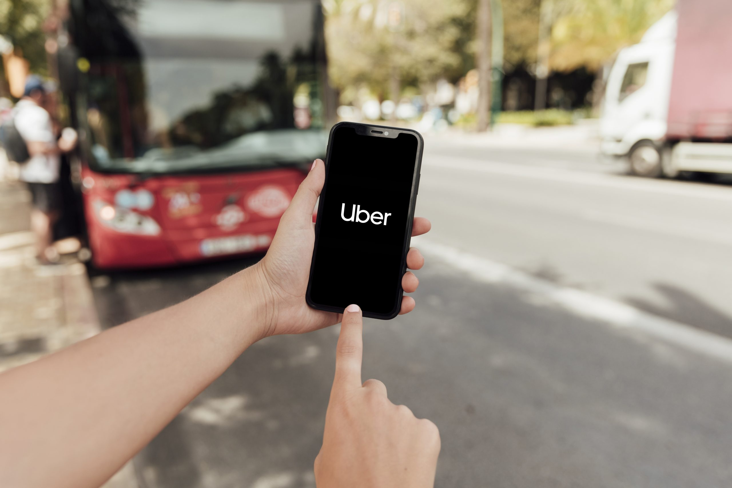 The Expansion of Uber Freight